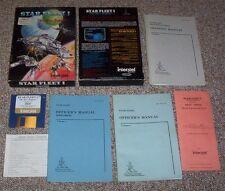 Amiga: Star Fleet  1 - Interstel 1987