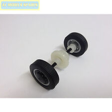 W10541 Scalextric Spare Rear Wheel Axle Assembly for VW Beetle