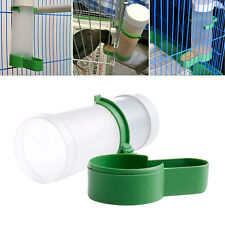 Bird Pet Feeder Drinker Food Waterer Clip for Aviary Cage Budgie Lovebirds Hot