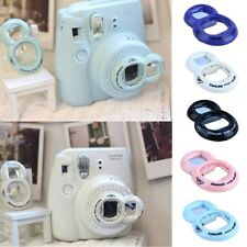 For Fuji Film Instax Mini7s 8 Camera Rotary SelfShot Mirror Close-up Lens #B