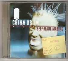 (GN120) China Drum, Self Made Maniac - CD