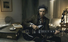 """Keith Richards The Rolling Stones 13 x 19"""" Photo"""