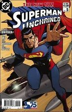 DC New 52 SUPERMAN UNCHAINED #5 1:25 Stewart Variant NM