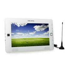 "MAJESTIC TVD-934N PORTABLE DVB-T MINI TV 9"" LCD USB WHITE"