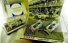 BRUMM PORSCHE 917 K MONZA 1971 COFFRET LIMITED 200 PC PLUS GARAGE SET 1/43 NEW !