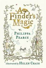 A Finder's Magic by Philippa Pearce Hardcover Book (English)