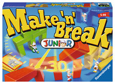 Ravensburger Familienspiel Geschicklichkeitsspiel Make 'n' Break Junior 22009