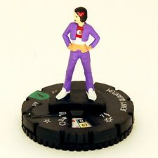 HEROCLIX DC THE FLASH - #032 Jenny Quantum *UC*