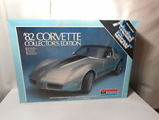 Model Kit 1/8 Scale 82 Corvette Collectors Edition