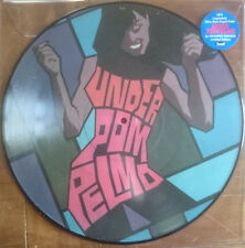 Giuliano Sorgini ‎– Under Pompelmo Picture Disc LP Cinedelic