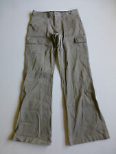 The North Face Womens Size 4 A5 Series Light Green Cargo Pants Good Condition