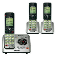 CS6629-3 FULL FEATURED VTECH CORDLESS PHONE 3 THREE WIRELESS HANDSETS &ANSWERING