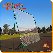 Junior Tennis Rebound Net Large 2x2 M Playback Area Tennis Coaching Training Aid