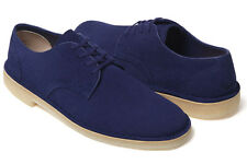 Supreme Clarks Mali Low Shoes Navy Size 9.5