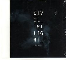 (DP714) Civil Twilight, Fire Escape - 2013 DJ CD