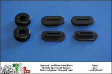 MOTO GUZZI   LEMANS / CONVERT / T3 / SP1000   SIDE PANEL MOUNTING RUBBERS