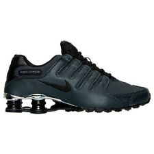 Nike Shox NZ Premium Grey / Anthracite / Black UK8 / EU42.5 Exclusive USA Import