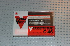 V  46      BLANK CASSETTE TAPE (1) (SEALED)