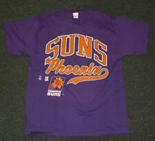 Phoenix Suns shirt VINTAGE 90's Large Barkley Thunder Dan KJ Mint New Dead Stock