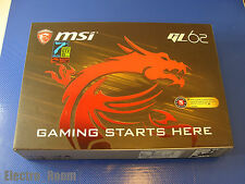 "MSI GL62M 7RD-265 15.6"" Gaming Laptop - i5-7300HQ (Kaby Lake), GTX1050, 1TB HDD"