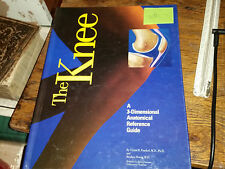 The Knee A 3-Dimensional Anatomical Reference Guide Frankel Honig Hardcover 1992