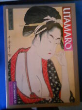 JAPANESE ART: UTAMARO: BEAUTIFUL REVIEW OF HIS WORK: PRISTINE