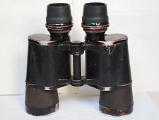 Rarity Zeiss Kriegsmarine 7x50 binoculars coastline flak protection ww2,gas mask