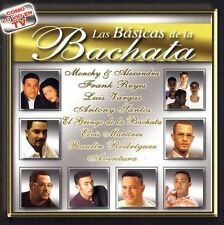 Various Artists-Las Basicas De La Bachata CD NEW