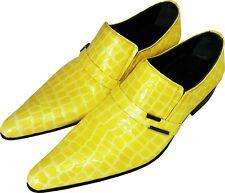 Originale Chelsy Italiano Designer Partito Pantofola Pannocchia Coccodrillo