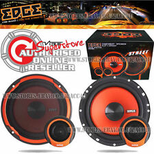 "Edge Audio ED306-E2 6.5"" inch 165mm 240w Car Door Component Speakers System Set"