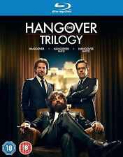 HANGOVER Trilogy Complate Bluray Movie Collection Boxset Part 1 2 3 All Films