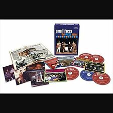 SMALL FACES THE DECCA YEARS 1965-1967: 5CD ALBUM BOX SET NEW RELEASE 2015