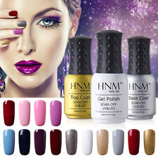 HNM 8ml Soak Off UV LED Gel Nail Polish