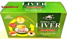 2 x Tai Chi LIVER & KIDNEY Herbal Tea (Dry eyes & Blurry Vision) 24 bags Total