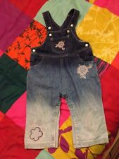 Baby Dungarees Size:9-12 M 80 Cm