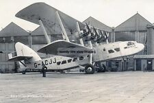 rp14626 - Scylla - Imperial Airways Airliner - photo 6x4