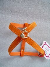 "PETTORINA CANE TRENDY HARNESS ""CHARLOTTE'S DRESS ACCESSORIES"" MISURA XS"