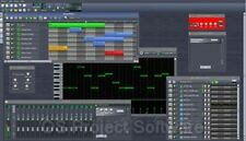 Multimedia Music Midi Audio Production Studio NEW Software Program on CD