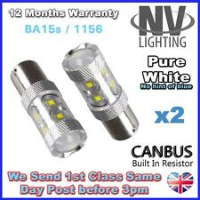 FORD FOCUS ST225 2005- CREE 382 1156 BA15S LED REVERSE BULB 50W 850 LUMENS