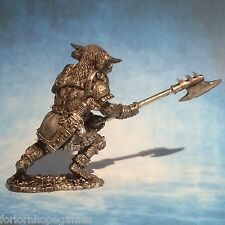 Minotaur Large Axe Warhammer Fantasy Armies 28mm Unpainted Wargames
