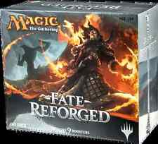 Magic the Gathering Fate Reforged Fat Pack MtG 9 Boosters + Land Ugin Tasigur