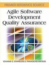 Agile Software Development Quality Assurance by Ioannis G. Stamelos