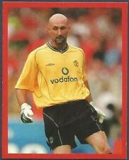 FUTERA-MANCHESTER UNITED-EUROPE-2001- #028-FABIEN BARTHEZ IN ACTION