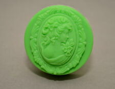 LADY SOAP - silicone mould - soap mold BAR PLASTER CANDLE CLAY WAX