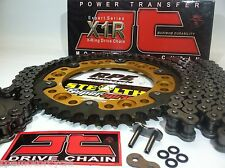 Kawasaki KLR650 Supersprox Stealth - JT X-Ring  Chain and Sprockets Kit