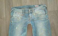 HERRLICHER  Jeans  PIPER  5649  Blau  Stretch  W25 L34 used