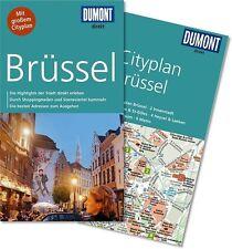 DuMont direkt Reiseführer BRÜSSEL mit großem Cityplan UNGELESEN statt 9.99 nur..