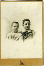 Photographie des grands magasins du louvre deux frères two brothers photo cab