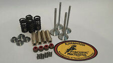 Raptor 700 YFM7 +1mm Kibblewhite Black Diamond Valves Springs Head Rebuild Kit