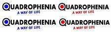Scooter Stickers Quadrophenia Stickers MOD NORTHERN SOUL MOTOWN - freepost